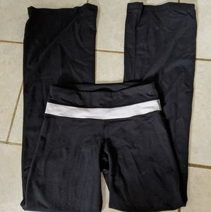 Lululemon - groove pants